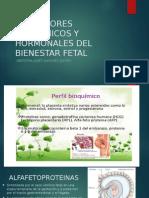 3 Indicadores Bioquimicos y Hormonales Del Bienestar Fetal