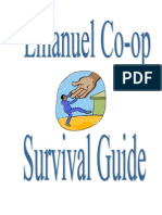 Emanuel Coop Survival Guide