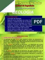 Geologia - Clase 1