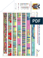Plan Nacional de Frecuencias Ecuador 2012 Cuadro de Atribución de Frecuencias Reduc