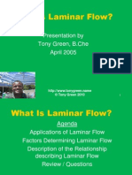 What is Laminar Flow