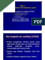M7 GTAW