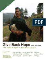 Nepal Earthquake - Trekking News