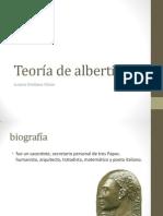 Teoría de Alberti