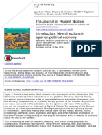 Introduction Agrarian Political Economy Jps 2014