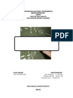 Ejercicios Resueltos de Matrices (Unesr)