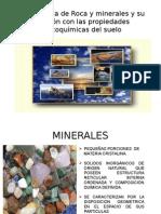 Geoquímica de Roca y Minerales