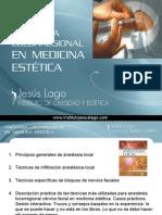 Tema 15. Anestesia Locorregional Dr. Lago