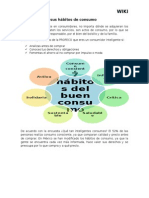 México Cambia Sus Hábitos de Consumo WIKI