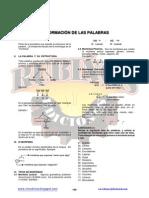 127216112 29936187 La Formacion de Las Palabras