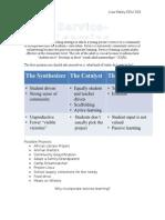 servicelearninghandout
