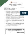 Primera Práctica Calificada de Ingeniería Económica 2014 -2
