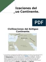 Civilizaciones Del Antiguo Continente 5 y6