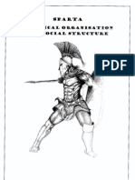 Sparta Political Organisation and Social Structure