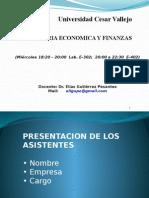 Ing. Economica y Finanzas