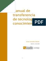 1. Manual de Transferencia de Tecnolog y Conocimiento