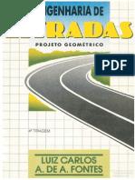Engenharia de Estradas -Luis Carlos a de a Fontes Puc