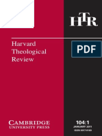 Harvard Theological Review