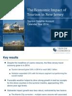 2014 Nj Economic Impact