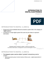 Introduction to Digital Electronics