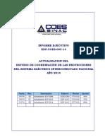 Informe Ejecutivo AECP 2014