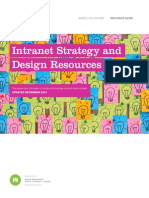 Intranet Design Resources