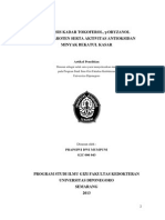 Analisis Gamma Oryzanol