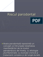 163504140-Curs-Risc-Parodontal-2009-2010