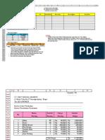Bahan Praktek Excel