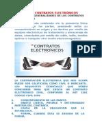 8.LOS CONTRATOS ELECTRONICOS