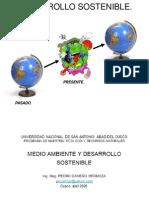 Medio Ambiente y Desarrollo Sostenible 4