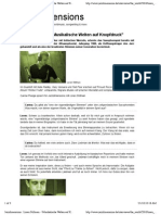 """Jazzdimensions__ Loren Stillman - """"Musikalische Welten Auf Knopfdruck - Interview"""