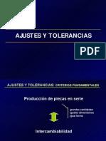 Ajustes y Tolerancias 2013