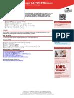 TS602G Formation Ibm Tivoli Storage Manager 6 3 Tsm Differences