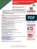 UC85 Formation Comprendre Et Mettre en Oeuvre Les Nouvelles Fonctionnalites de Cisco Unified Communications 8 5