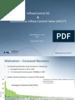 AICV InflowControl