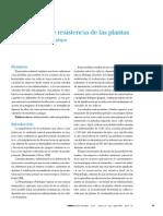 Mecanismos de Defensa de Las Plantas