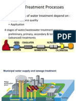 3 Water Treatment Processes