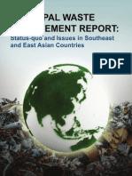 Municipal Waste Management Report