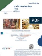 Informe Liderazgo de Productos Comestibles 2013 FINAL