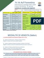 Fiorentina Comunica To