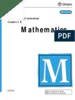 mathematics 1-8