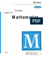 mathematics 1-8