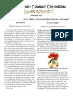 Newsletter 2.5