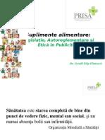 11 - Gerald Filip Flintoacă - Legislație Autoreglementare Si Etică În Publicitate