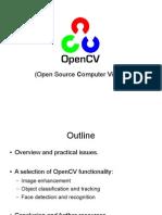 Intro to OpenCV