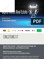 Studie Digital meets Real Estate