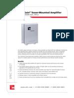 Wireless Cleargain Tower Mounted Amplifier Emea 105193ae