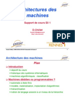 Archi 1 EII 1 Complet