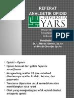 Referat Opioid